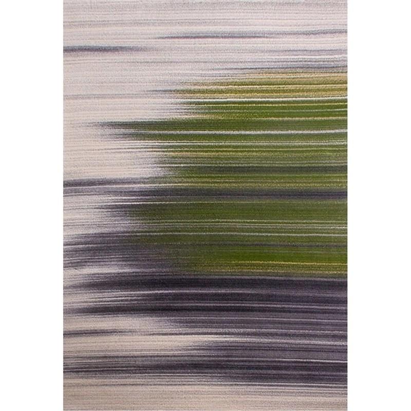 Green Grey Rug