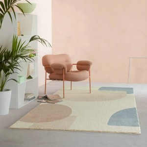 soft color rugs