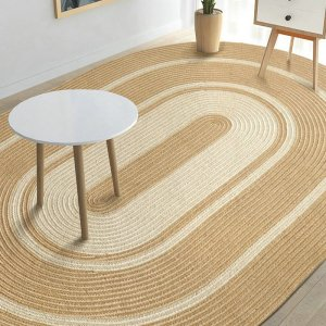 Oval Braided Rugs