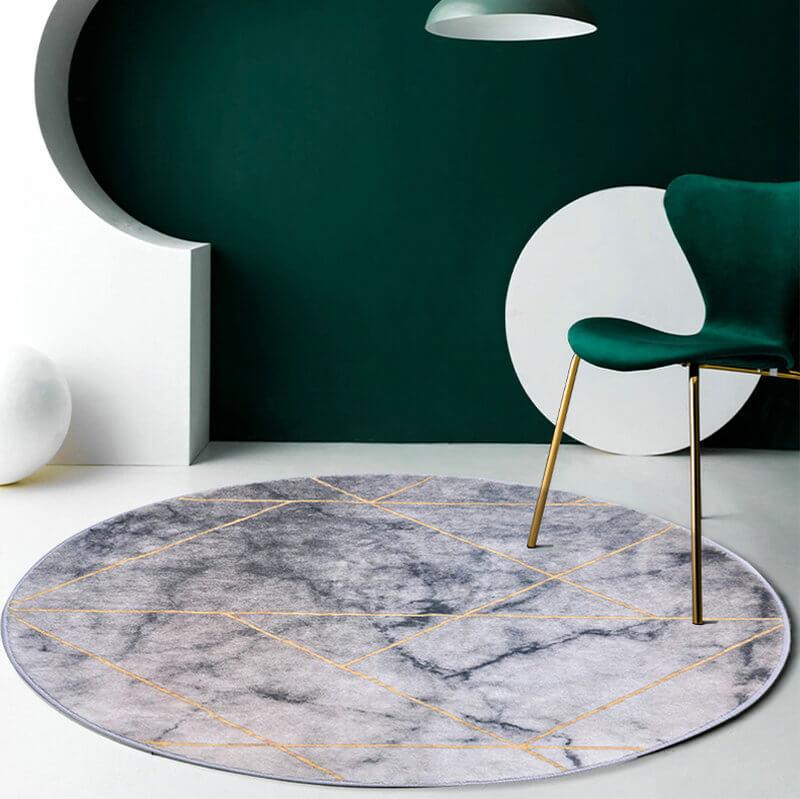Circle Carpet