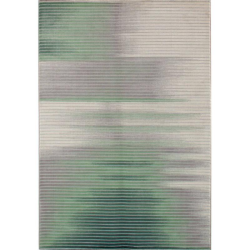 Modern Green Rug