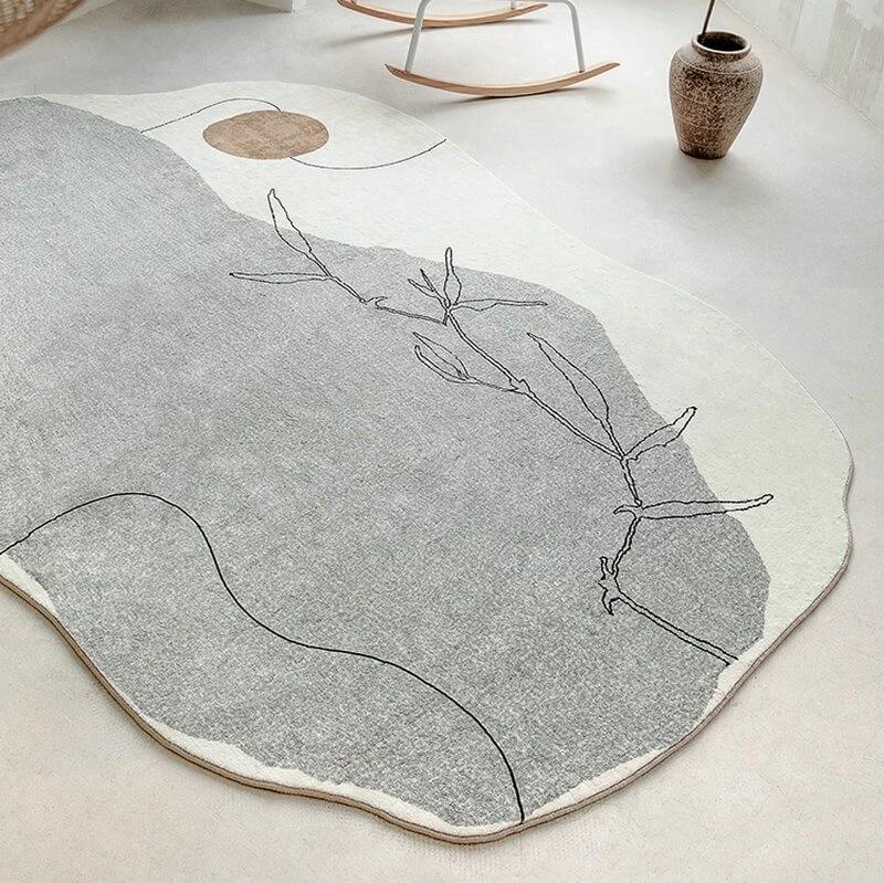 Unique Shaped Rugs