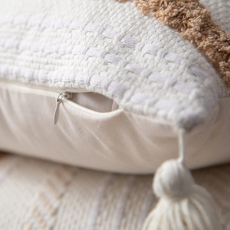 Tufted Pillow Case