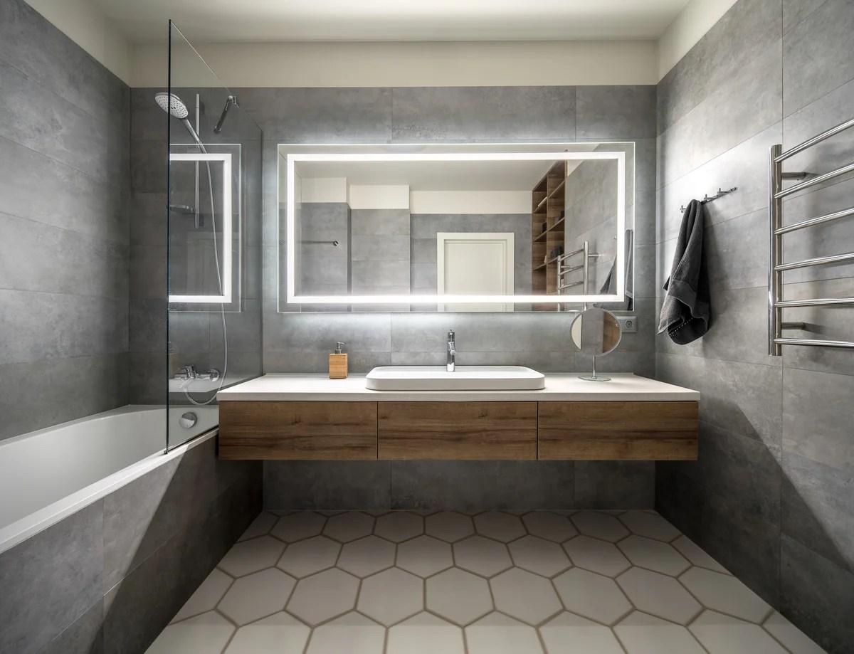 Top Bathroom Design Trends 2019 | Design Ideas for Bathrooms on Popular Bathroom Ideas  id=91587