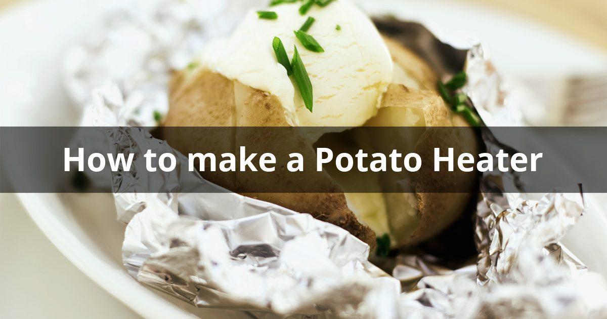 potatoheater - How a potato can improve blood supply