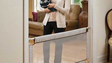 Baby Safety Gates With Door Reviews