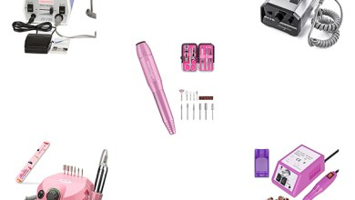 Best Electric Nail Drill Review