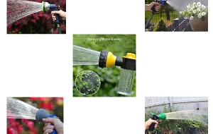 High Pressure Garden Hose Nozzle Review