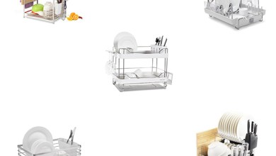 Stainless Steel Dish Drying Rack Review