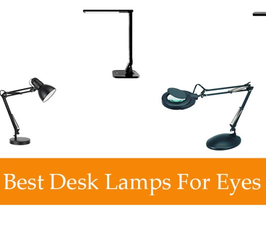 Best Desk Lamps For Eyes Review
