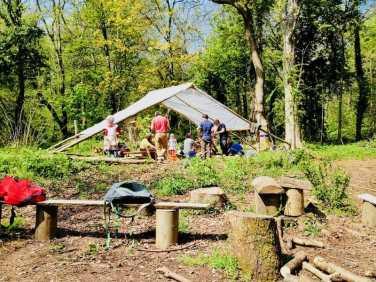 Woodland craft courses