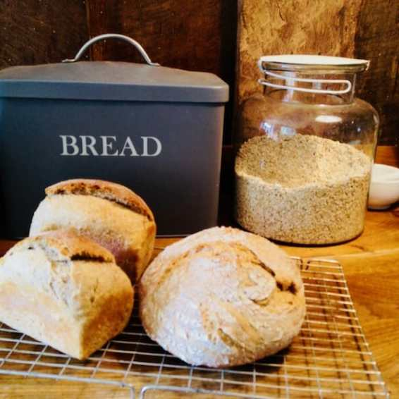 Bread making courses