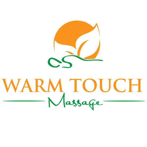 warm touch massage logo