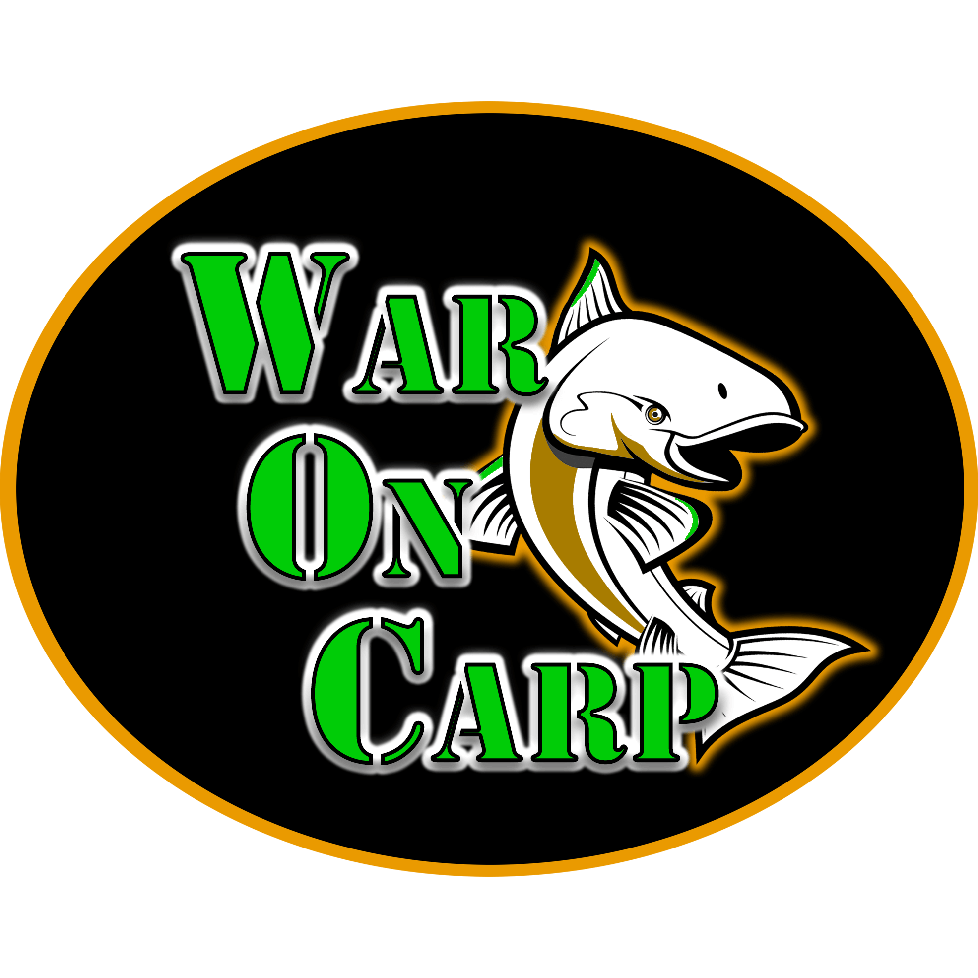 War On Carp Logo