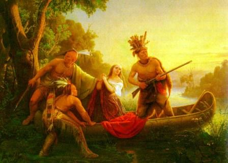 History of Kentucky Indians