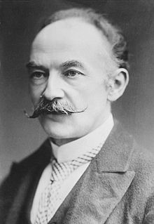 Thomas Hardy (1840-1928) – The War Poets Association