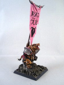 Rats for the Cure Warlord 4