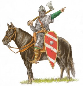 11th Century Norman Knight