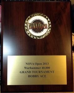 2013 NoVA 40K Hobby Ace