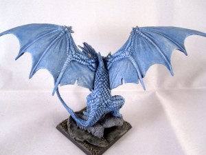 Pathfinder Ice Dragon 2