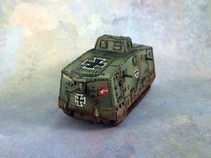 FoW-GW-GE - A7V - 06 Front