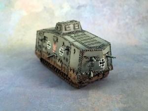 FoW-GW-GE - A7V - 63 Rear