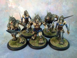 WoK - Skorza Skirmishers