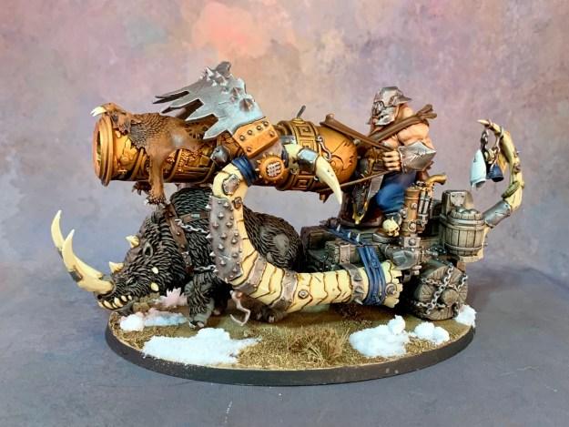 Ogor Ironblaster