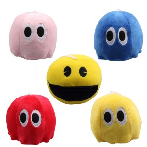 Pac-man and Ghosts Plush