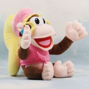 Dixie Kong Plush