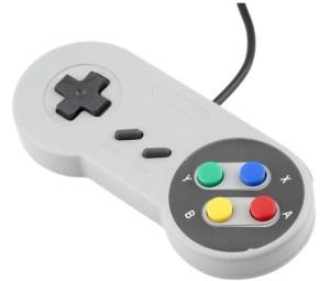 SNES Controller (Color)