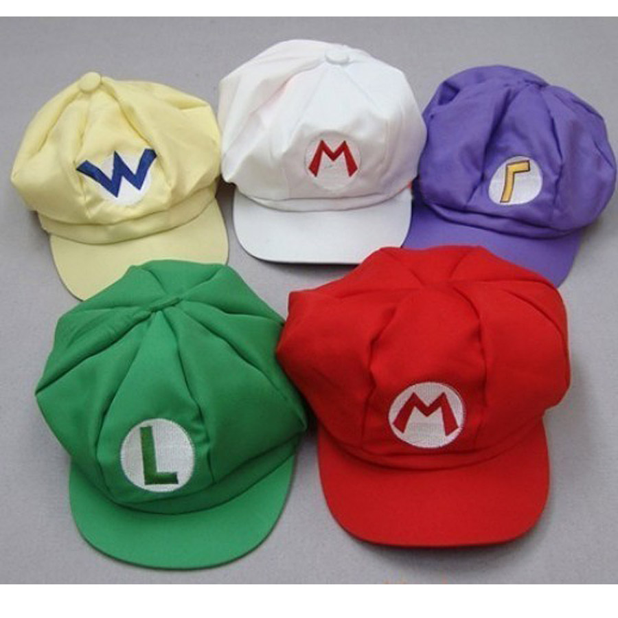 b2762d84156 Luigi Mario Bros Green Hat – Warp Zone
