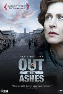 Poster do filme Out of the ashes