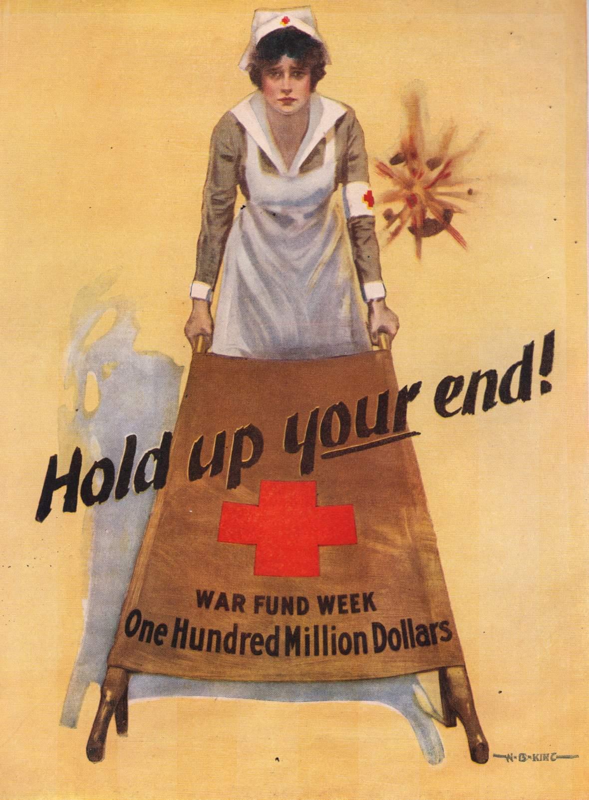 Was World War One Propaganda The Birth Of Spin