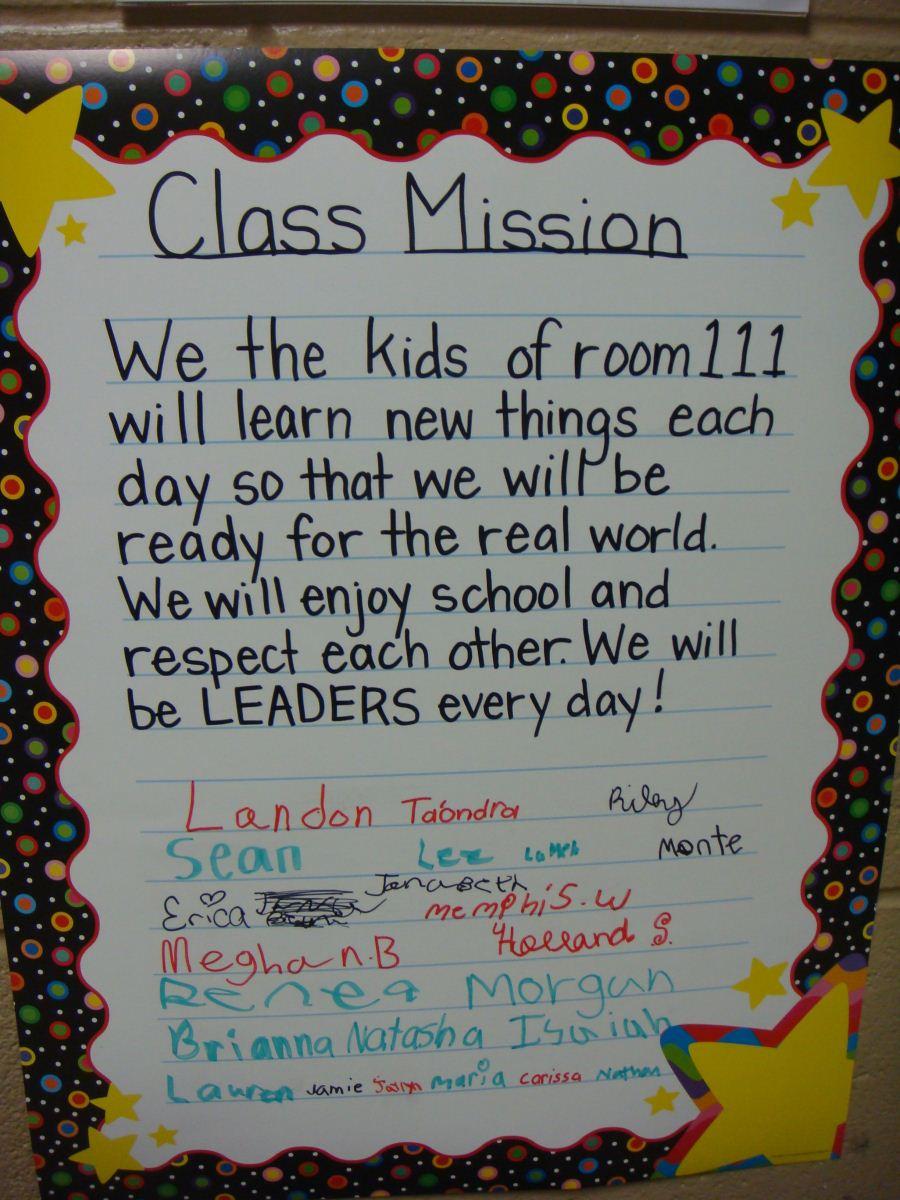 3rd Grade Job Description