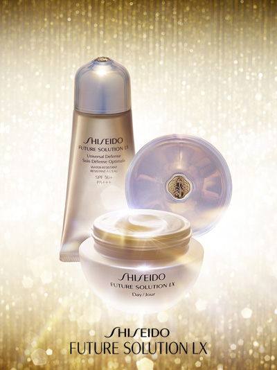 shiseido - future solution LX