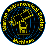 Warren Astronomical Society Logo