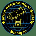 Warren Astronomical Society Logo
