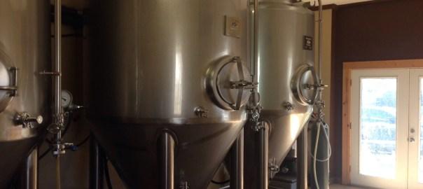 15 Barrel fermenters