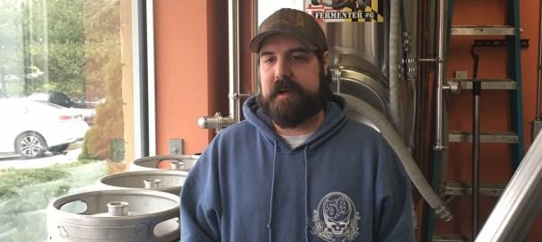 Push Brewer Ryan Yerdon