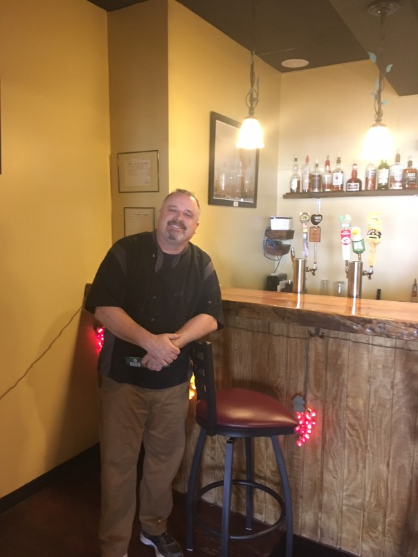 Keith at Dandelion Bakery & Bistro