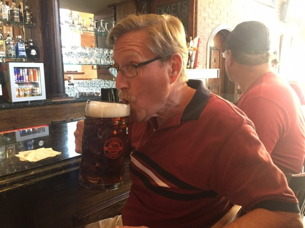 Mark's Liter of Beer
