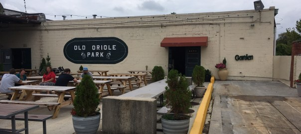 Reform on Tap Task Force at Peabody Heights at Old Oriole Park