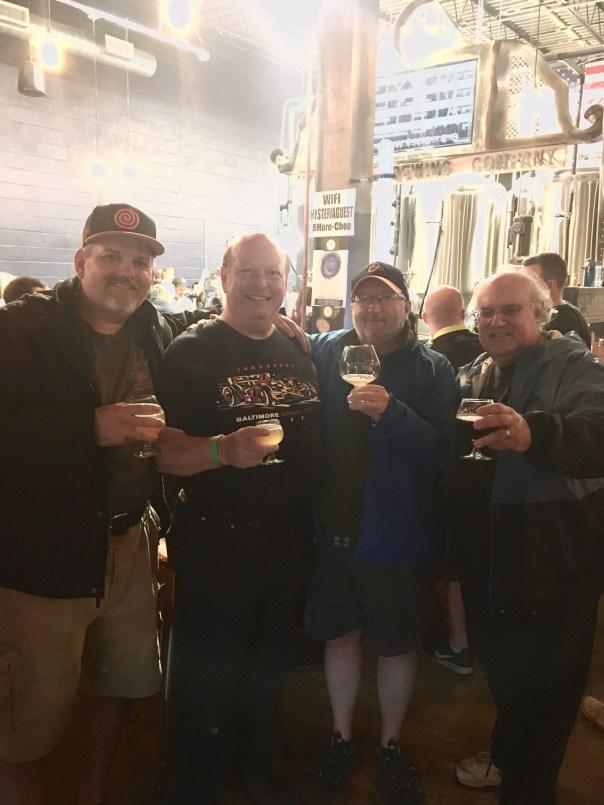 Pierce, Jim, dBear and Ira