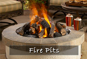 Fire Pits | Fireplaces | Kingwood Landscaping by Warren's ... on Warrens Outdoor Living id=29598