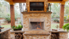 Featured Landscaping Pictures | Outdoor Getaway | Kingwood TX on Warrens Outdoor Living id=43729