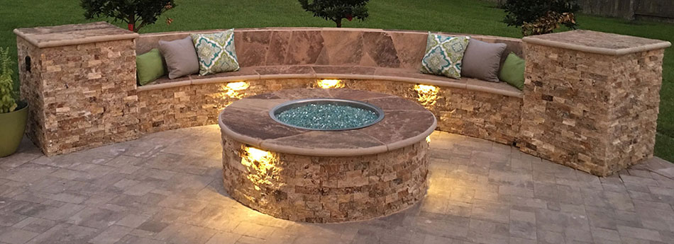 Kingwood Landscaping Portfolio & Landscape Pictures on Warrens Outdoor Living id=95999