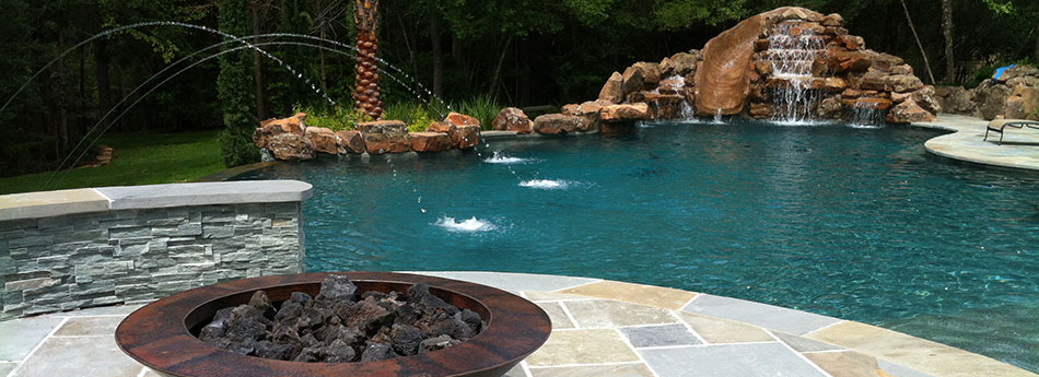 Kingwood Landscaping Portfolio & Landscape Pictures on Warrens Outdoor Living id=92171