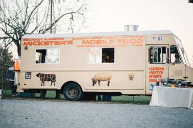 Food Trucks for Wedding Reception food