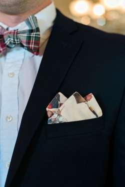 Dapper Southern Groom Attire for winter wedding